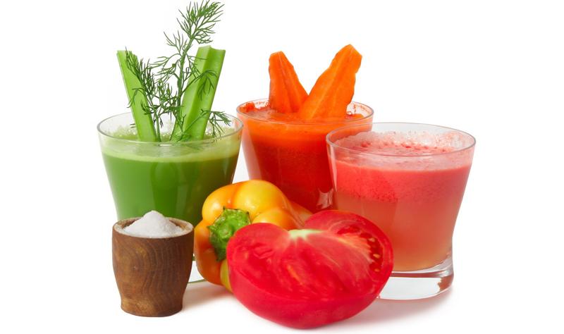 Рецепты овощных коктейлей для здоровья