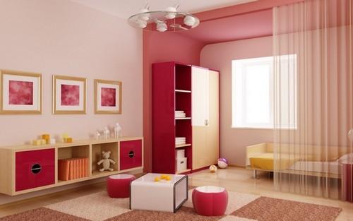 цвет помещения