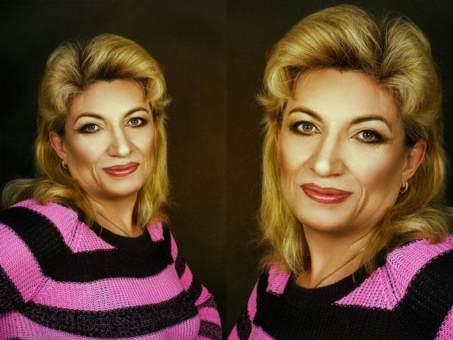 Лифтинг-макияж-для-омоложения-лица