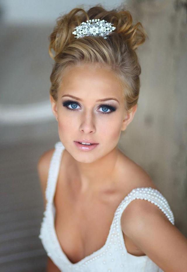 Свадебный-макияж-«Нежный-ангел»