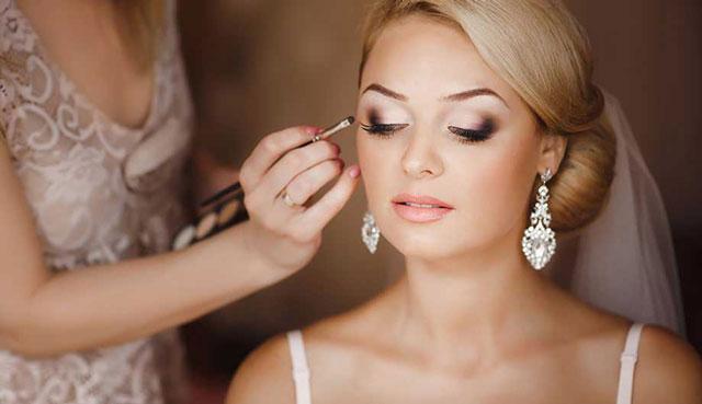 Свадебный-make-up
