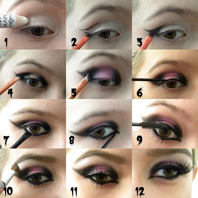 Кошачий глаз как сделать